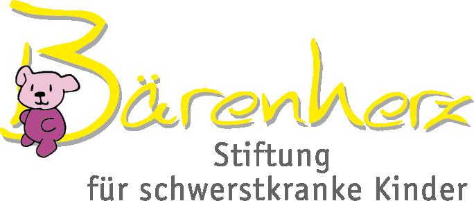 Logo Bärenherz Stiftung für schwerstkranke Kinder