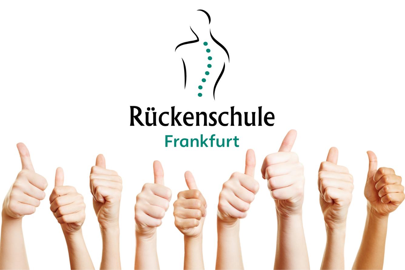 Ganzheitliche Rueckenschule Frankfurt und Praeventionskurse